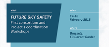 1st FUTURE SKY SAFETY Internal Workshop