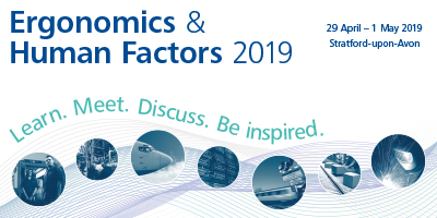 P5 at Annual Human Factors & Ergonomics conference