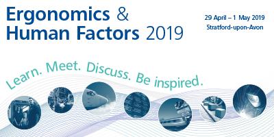 P5 at Annual Human Factors & Ergonomics conference