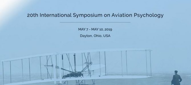 P6 at the International Symposium on Aviation Psychology 2019